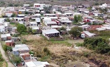 Avanza la urbanización de barrios con fondos de las grandes fortunas | Pobreza