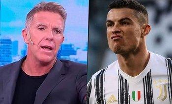 Fantino acusó al primo de Cristiano Ronaldo por el fallo del VAR   Boca juniors