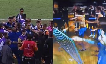 Los jugadores de Boca imputados por agresiones y con qué cargos | Copa libertadores