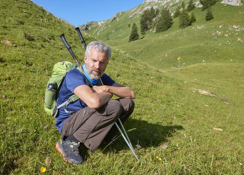 Alpinista suizo desafía al párkinson y planea un nuevo reto   Salud