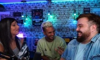 Nathy Peluso visitó a Ibai Llanos y sorprendió a todos imitando el acento español | Redes sociales