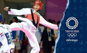 Lucas Guzmán, la esperanza del taekwondo en Tokio 2020   Juegos olímpicos