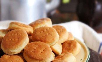 Súper fáciles: Bizcochitos de grasa sin levadura | Recetas de cocina