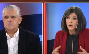 El tenso cruce entre Vallejos y López Murphy en TN | Elecciones 2021