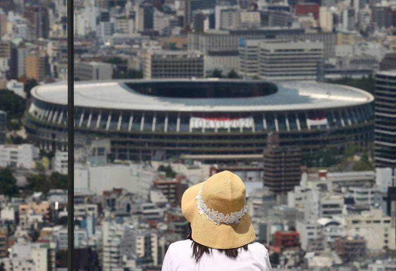 JJOO: menos de 1000 personas en el estadio para la ceremonia inaugural   Juegos olímpicos