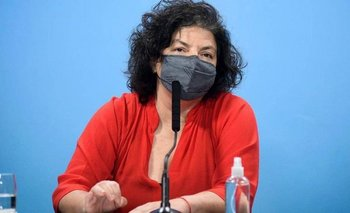 Sputnik: Vizzotti confirmó que tras la presión a Rusia se aceleró la producción | Coronavirus en argentina