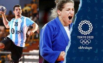 Juegos Olímpicos Tokio 2020: qué argentinos compiten hoy viernes 23 de julio   Juegos olímpicos