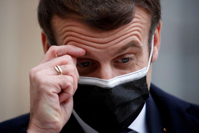 Macron cambió de teléfono por el espionaje de Pegasus | Espionaje