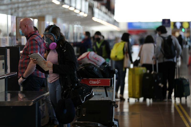 Chile permite viajes al extranjero tras baja de contagios de COVID-19   Coronavirus