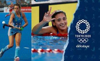 Juegos Olímpicos Tokio 2020: qué argentinos compiten hoy 25 de julio | Juegos olímpicos