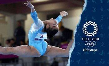 Abigail Magistrati, la adolescente que llegó a Tokio para cumplir su sueño   Juegos olímpicos