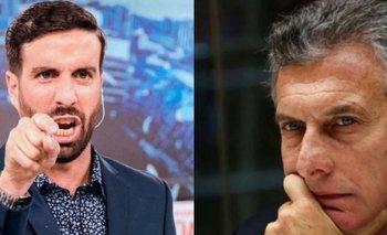 Flavio Azzaro apuntó contra Mauricio Macri por la eliminación de Boca | Mauricio macri