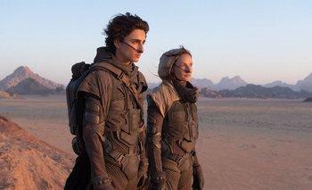 Exterminio y muerte en el grandioso trailer de Dune | Cine