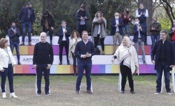 Santilli y Larreta ultiman lista de candidatos por Buenos Aires | Juntos por el cambio