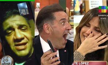 Jorge Macri le propuso casamiento a María Belén Ludueña en vivo | Jorge macri