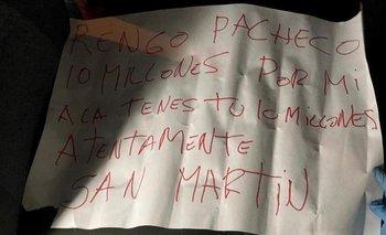 El mensaje mafioso que dejaron junto al cadáver de un policía   Policiales