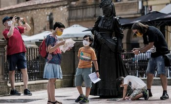 10 días de cuarentena obligatoria para turistas argentinos en España  | Coronavirus