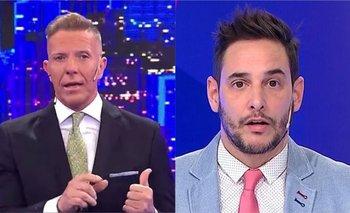 Rodrigo Lussich se cansó y criticó sin filtro a Fantino | America tv