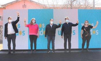 La Rioja: Pedrali y Herrera encabezan la lista del FdT   Elecciones 2021