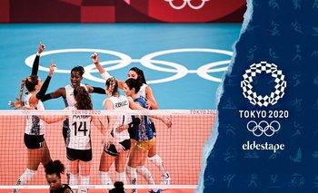 Tokio 2020: en su segunda participación, las Panteras cayeron frente a una potencia | Juegos olímpicos