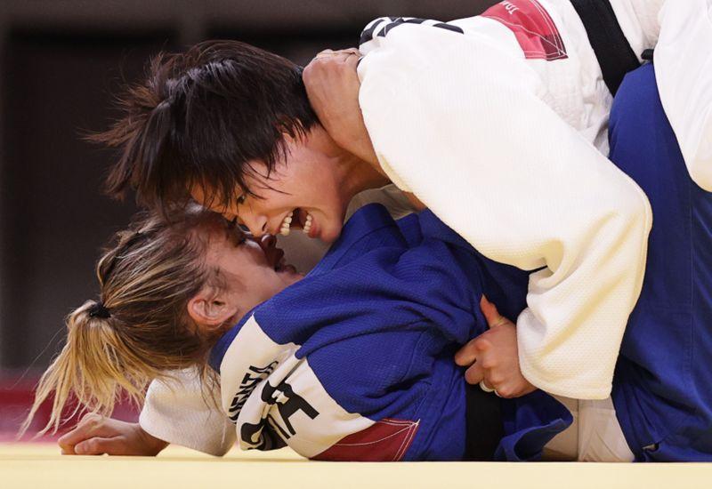 Los hermanos japoneses que hicieron historia al ganar oro el mismo día | Juegos olímpicos
