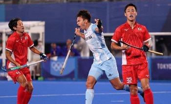 Los Leones le ganaron a Japón y consiguieron su primer triunfo en Tokio 2020 | Juegos olímpicos
