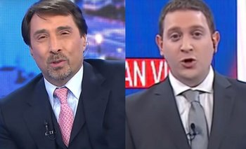 "Feinmann se cruzó con Jonatan Viale en vivo: ""¿Vos me estás jodiendo?"" | Televisión"