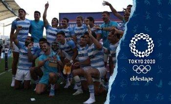 Los Pumas sorprendieron y le ganaron a Australia en el debut en Tokio | Juegos olímpicos