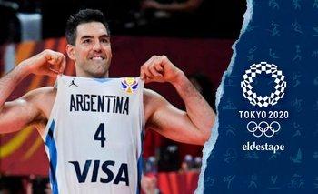 Juegos Olímpicos de Tokio 2020: Luis Scola, el guía de la ilusión argentina | Juegos olímpicos