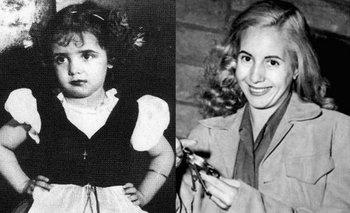 Eva Perón: revelaciones de su infancia y qué hizo con la primera muñeca que recibió | Eva perón