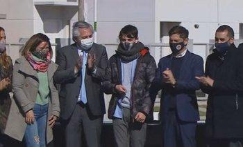 Axel Kicillof cruzó a Vidal y defendió la gestión de la pandemia de Gollan | Provincia de buenos aires