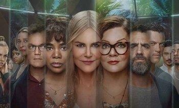 De los creadores de Big Little Lies, llega Nine Perfect Strangers   Series