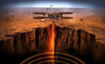 La NASA reveló secretos inéditos sobre el interior de Marte | Espacio exterior