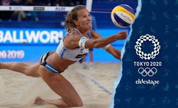 Ana Gallay, de Nogoyá a Tokio por el sueño de los Juegos Olímpicos | Juegos olímpicos