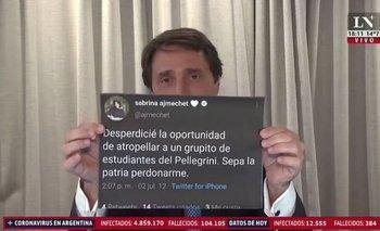 Fuego Amigo: Feinmann apuntó contra una candidata de Vidal | Eduardo feinmann