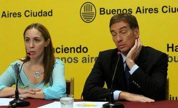 Vidal le dará una mano a Santilli en Provincia desde la CABA  | Elecciones 2021