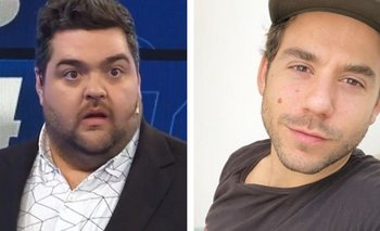 Darío Barassi incomodó a Fer Dente frente a su novio   Televisión