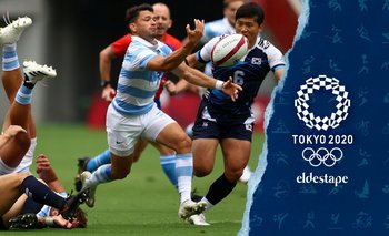Los Pumas vapulearon a Corea del Sur en Tokio 2020 y mantienen la ilusión | Juegos olímpicos