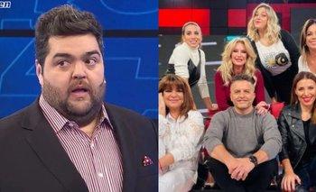Insólito: Barassi perdió la voz en vivo por culpa de LAM | Darío barassi