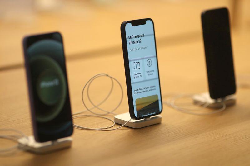 Se espera una explosión de ventas del nuevo iPhone 5G   Tecnología