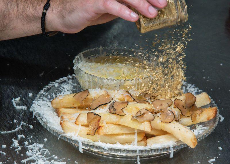 Papas fritas de 200 dólares son furor en Nueva York  | Alimentación