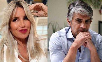 Flor Peña sonrojó a Pablo Echarri al recordar una anécdota íntima | Telefe