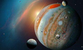 La NASA descubrió vapor de agua en una de las lunas de Júpiter | Espacio exterior