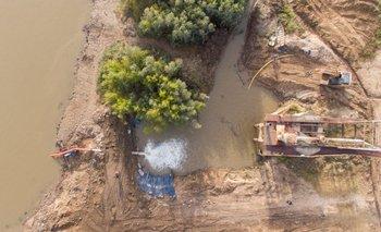 Bajante del río: como hizo Paraná para que sus habitantes no se queden sin agua   Entre ríos