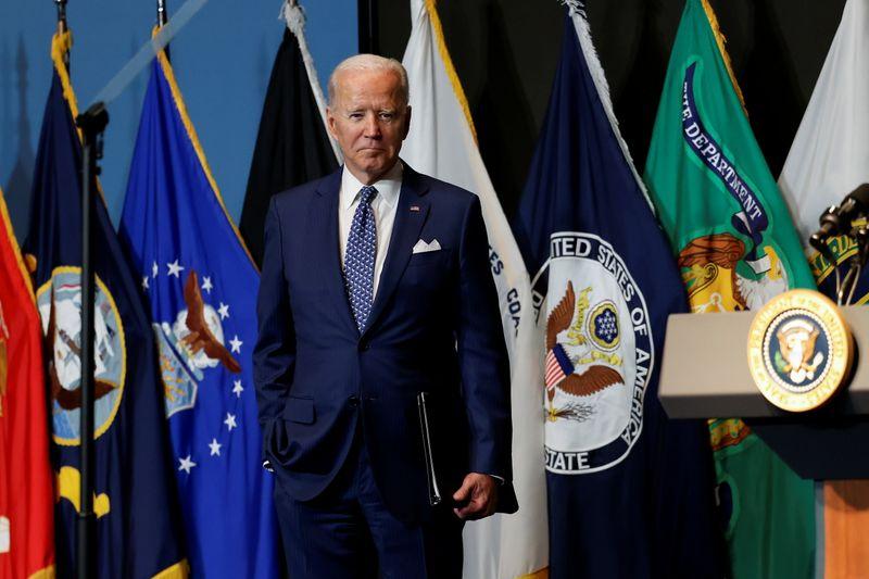Biden advierte: los ciberataques pueden provocar una verdadera guerra | Eeuu