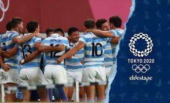 Los Pumas ganaron la primera medalla para Argentina en Tokio 2020 | Juegos olímpicos