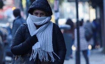 Hasta cuándo seguirá el frío polar en el país  | Pronóstico del tiempo
