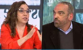 Fernando Iglesias hizo agua en un debate y fue humillado en vivo | Fernando iglesias