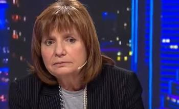 Bullrich negó los 30 mil desaparecidos por la dictadura militar  | Derechos humanos