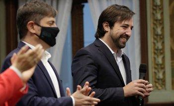 Kreplak asumió como ministro y pidió unificar el sistema de salud | Provincia de buenos aires